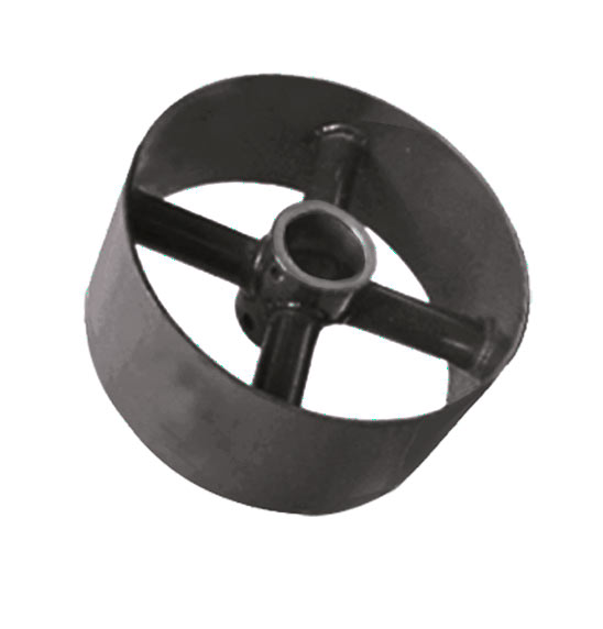 Flour Mille flat Patta (Belt) Pulley