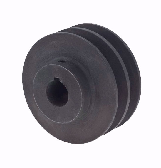 CI Solid V Belt Pulley