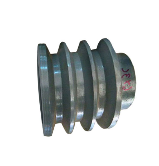 CI Double V Groove Pulley Manufacturer