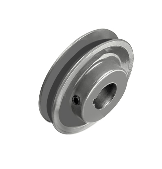 V Groove Pulley - Single Groove Pulley
