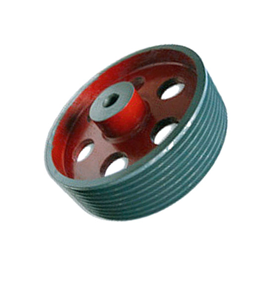 V Groove Rope Pulley - Cable Pulley Manufacturers