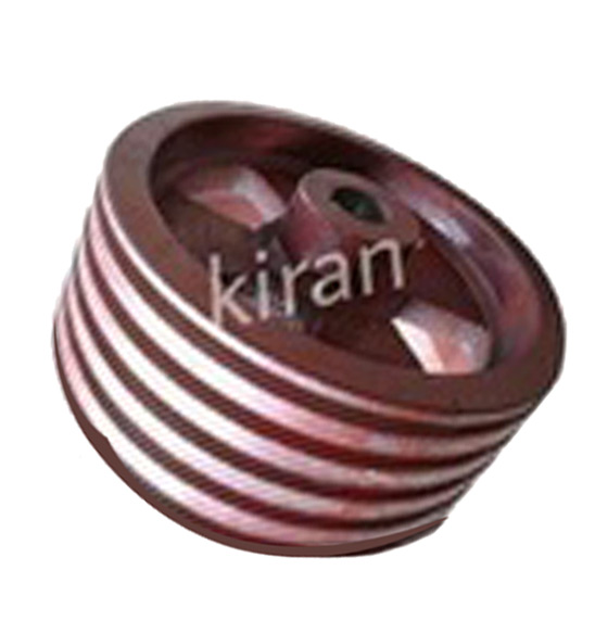 Wire Rope Step Pulley