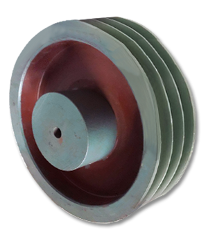 v groove flat Solid Pulley Manufacturers